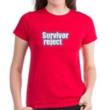 Survivor Reject Tee