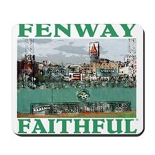 Funny Boston Mousepad
