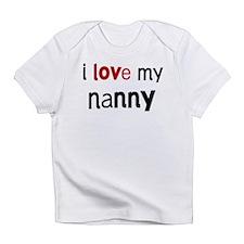 Cute Nanny Infant T-Shirt