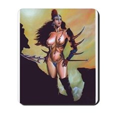Amazon Queen Mousepad