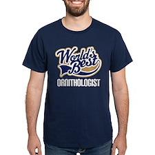 Ornithologist (Worlds Best) T-Shirt