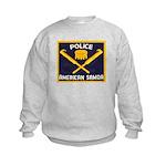 Samoa Police Kids Sweatshirt