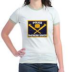 Samoa Police Jr. Ringer T-Shirt
