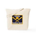 Samoa Police Tote Bag