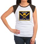 Samoa Police Women's Cap Sleeve T-Shirt