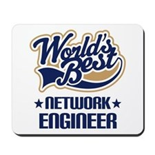 Network Engineer (Worlds Best) Mousepad