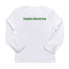 whirledpeas.jpg Long Sleeve Infant T-Shirt