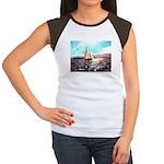 Full Sail Women's Cap Sleeve T-Shirt