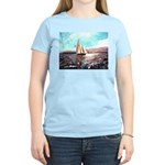 Full Sail Women's Pink T-Shirt