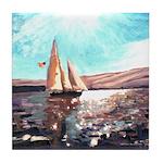 Full Sail Tile Coaster