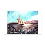 Full Sail Mini Poster Print