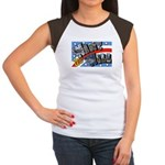We Will Win Victory Women's Cap Sleeve T-Shirt