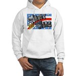 We Will Win Victory Hooded Sweatshirt
