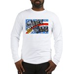 We Will Win Victory (Front) Long Sleeve T-Shirt