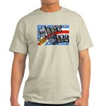 We Will Win Victory Ash Grey T-Shirt