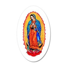 14x10_virgin_of_guadalupe.png Wall Decal