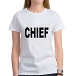 Chief (Front) Women's T-Shirt