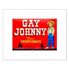 Gay Johnny Brand Posters