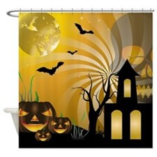 Halloween, Shower Curtain