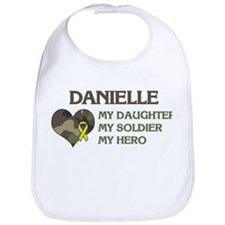 Danielle: My Hero Bib