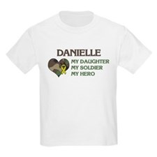 Danielle: My Hero Kids T-Shirt