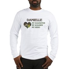 Danielle: My Hero Long Sleeve T-Shirt