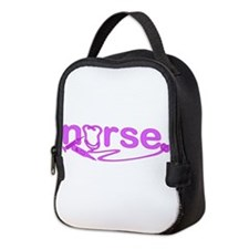 Nurse Neoprene Lunch Bag