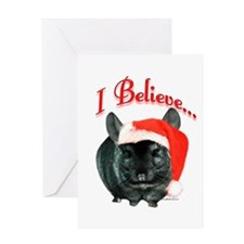 Chin TOV I Believe Greeting Cards
