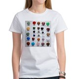 Heartful Beaders Tee