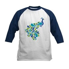 Retro Peacock Baseball Jersey