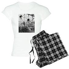 New York, Brookly Bridge 1883 Pajamas
