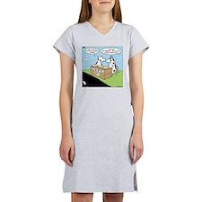 Cow Pies Women's Nightshirt