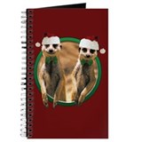 Meerkat Christmas Journal
