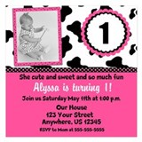 Girl birthday Invitations & Announcements