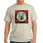 Chinese Chow Chow Ash Grey T-Shirt