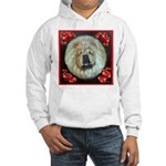 Chinese Chow Chow Hooded Sweatshirt
