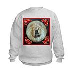Chinese Chow Chow Kids Sweatshirt