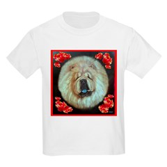 Chinese Chow Chow Kids T-Shirt