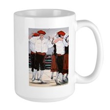 Basque Jota Dance - Mug