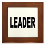 Leader Framed Tile