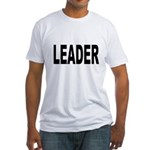 Leader Fitted T-Shirt