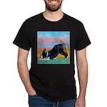 Boston Bull Terrier Dark T-Shirt