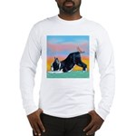 Boston Bull Terrier Long Sleeve T-Shirt