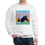 Boston Bull Terrier Sweatshirt