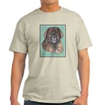 The Leonburger Ash Grey T-Shirt