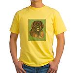 The Leonburger Yellow T-Shirt