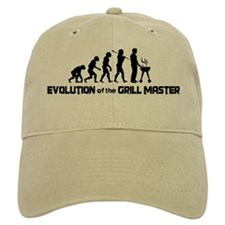 Evolution of the Grill Master Baseball Cap