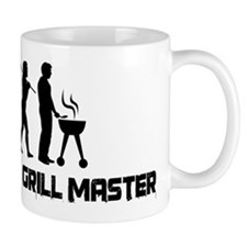 Evolution of the Grill Master Mug