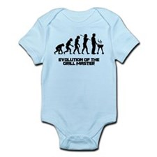 Evolution of the Grill Master Infant Bodysuit