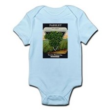 PARSLEY - Moss Curled crnc Body Suit